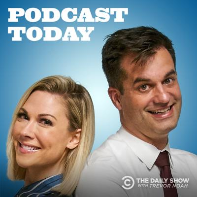 Cover art for The Daily Show Podcast Universe Episode 5: Podcast Today