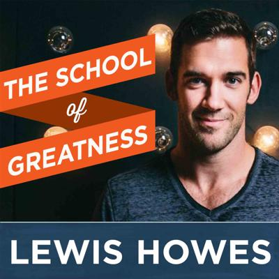 Lewis Howes is a NYT bestselling author, Lifestyle Entrepreneur, former pro athlete and world record holder in football. The goal of the School of Greatness is to share inspiring stories from the most brilliant business minds, world class athletes and influential celebrities on the planet to help you find out what makes great people great.