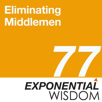 Cover art for Episode 77: Eliminating Middlemen, When AI Replaces the Sales Agent
