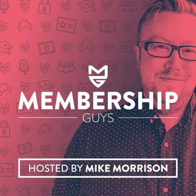 Join Mike Morrison from The Membership Guys for advice, tips and insight on planning, running and growing a successful membership website