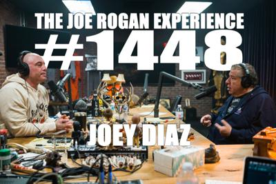 Cover art for #1448 - Joey Diaz