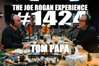 Cover art for #1424 - Tom Papa