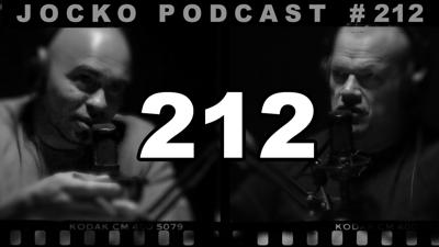 Cover art for 212: 4 Years Sitting in a Little Room, Across The Table from Jocko Willink. What I Learned. With Echo Charles