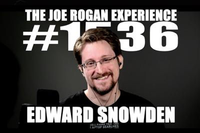 Cover art for #1536 - Edward Snowden