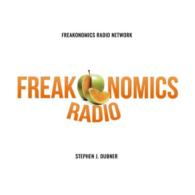 """Discover the hidden side of everything with Stephen J. Dubner, co-author of theFreakonomicsbooks. Each week,Freakonomics Radiotells you things you always thought you knew (but didn't) and things you never thought you wanted to know (but do) —from the economics of sleep to how to become great at just about anything. Dubner speaks with Nobel laureates and provocateurs, intellectuals and entrepreneurs, and various other underachievers. Special features include series like """"The Secret Life of a C.E.O."""" as well as a live game show, """"Tell Me Something I Don't Know."""""""