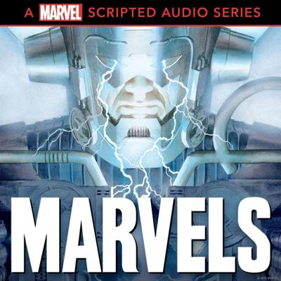 Based on the graphic novel by Kurt Busiek and Alex Ross, Marvels takes place in the aftermath of the Fantastic Four's battle with Galactus, high above New York City for the fate of the world. One intrepid photographer, an ambitious college student, and a cynical journalist embark on an investigation to confirm or debunk one of the most super-powered conspiracy theories of all time.