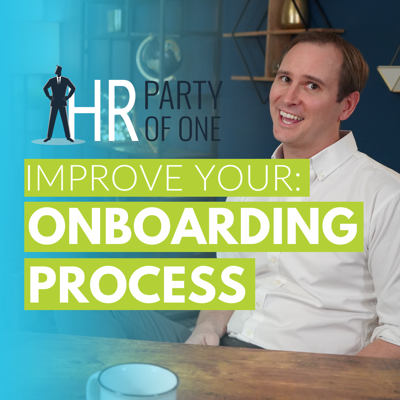 Cover art for Improve Your Onboarding Process