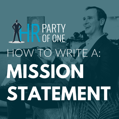 Cover art for How to Write a Mission Statement