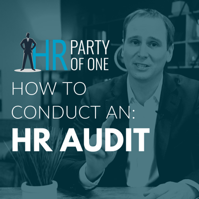 Cover art for How to Conduct an HR Audit