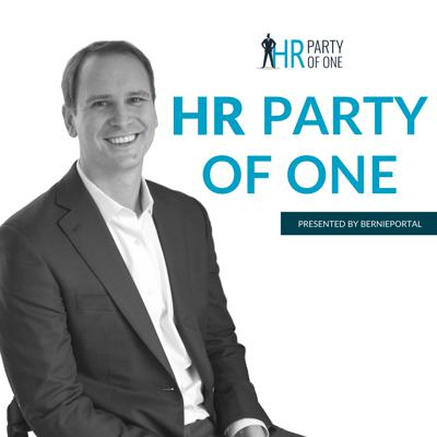 HR Party of One is your human resources how-to. Featuring engaging discussions on the latest HR issues facing fast-growing small businesses and startups. Including interviews with HR and business leaders, each episode provides captivating, actionable insights on topics including hiring, culture, technology, leadership and more.