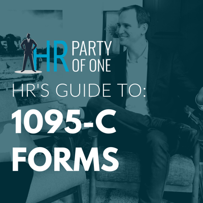 Cover art for HR's Guide to 1095-C Forms