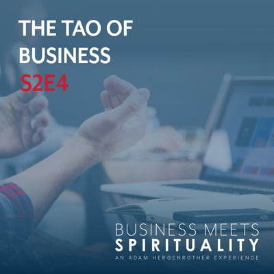 Cover art for S2E4. The Tao of Business