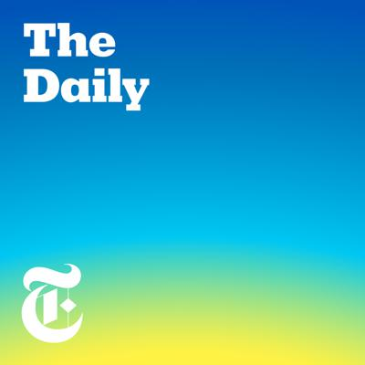 This is what the news should sound like. The biggest stories of our time, told by the best journalists in the world. Hosted by Michael Barbaro. Twenty minutes a day, five days a week, ready by 6 a.m.