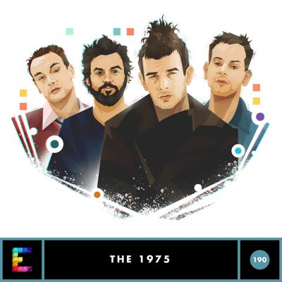Cover art for The 1975 - The Birthday Party