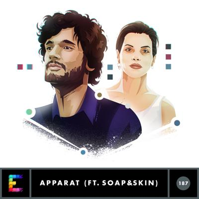 Cover art for Apparat - Goodbye (Theme from