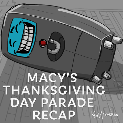 Cover art for 830 - Macy's Parade of Thanksgiving 2019