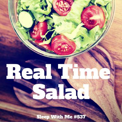 Cover art for Real Time Salad Shopping   Fan Favorite from #537