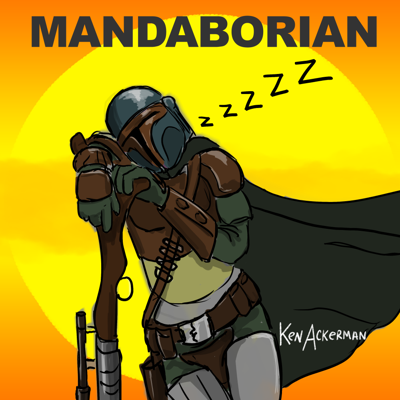 Cover art for 831- Mandolorian | Mandaborian Ep1