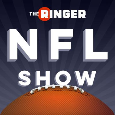Cover art for Lamar vs. Mahomes, Brees's Slow Start With Terez Paylor, and Take Mulligans | The Ringer NFL Show