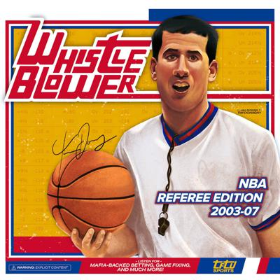 In 2007, NBA referee Tim Donaghy was arrested for betting on games he officiated. It was the biggest scandal in American sports history, but it quickly faded from the headlines. Why? Because everyone in this scandal has something to hide. This isn't a story about basketball - it's a story about money, and a conspiracy that spans far beyond one referee. Sports journalist Tim Livingston takes you inside his eight-year odyssey to find the truth at the heart of the scandal. This is Whistleblower.