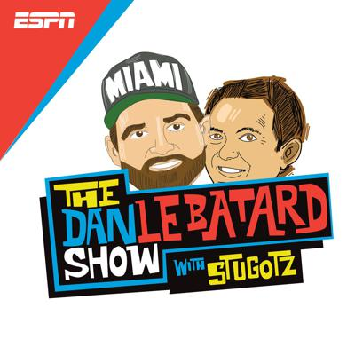 "From their Oceanside studios at the Clevelander Hotel in Miami Beach, Dan Le Batard, Stugotz and company share their unique perspectives on all-things sports, pop-culture and more. This is the place for the hourly podcasts pulled from the radio show, as well as original content produced before and after the show, including the daily ""Local Hour"" generally focusing on the South Florida scene, the podcast-only hour of the radio show, and a few more surprises along the way."
