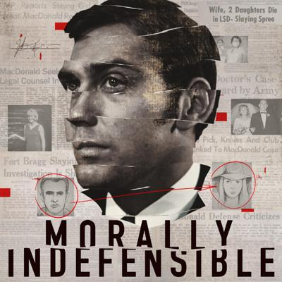 Cover art for Chapter Seven | Morally Indefensible