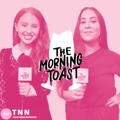 Take a bite out of The Morning Toast, weekdays at 10:30 AM ET with Girl With No Job & Jackie O. Live on Facebook and YouTube. Available as a podcast too!