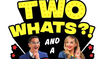 Cover art for Two Whats!? And A Wow! Freezing Factoids
