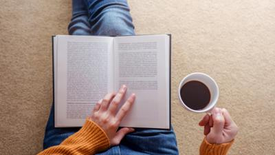 Cover art for Book Recommendations To Read While Isolating And What's Making Us Happy