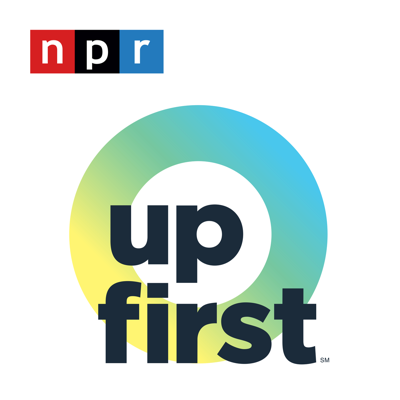 NPR's Up First is the news you need to start your day. The three biggest stories of the day, with reporting and analysis from NPR News — in 10 minutes. Available weekdays by 6 a.m. ET, with hosts Rachel Martin, Noel King, David Greene and Steve Inskeep. Now available on Saturdays by 8 a.m. ET, with hosts Lulu Garcia-Navarro and Scott Simon. Subscribe and listen, then support your local NPR station at donate.npr.org.