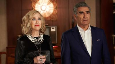 Cover art for Schitt's Creek and What's Making Us Happy