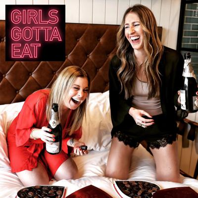 Why do guys just want to f*ck you once then stalk your Instagram forever? Should you ditch the apps and meet people in the wild? How do you get over a breakup when you feel like you're gonna die?  These are all topics discussed on Girls Gotta Eat -- a hilarious podcast from Rayna Greenberg (@Rayna.Greenberg) and Ashley Hesseltine (comedian + creator of @BrosBeingBasic).